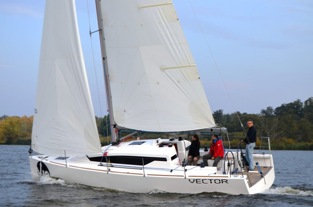 Czarter jachtu Bałtyk: Vector 10 – Gdynia