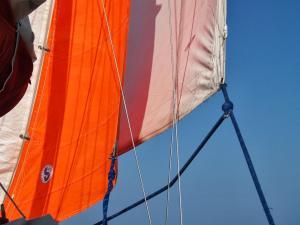 Nasz żeglarski skansen - s/y Monsun rok produkcji 1936