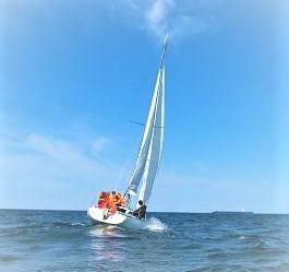 dufour24 doszkolenia napatent żeglarza jachtowego