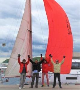 dufour24 doszkolenia napatent zeglarza jachtowego